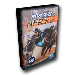 NFR 2012 5-DVD SET